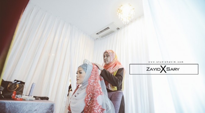 Wedding : Zayid x Sary